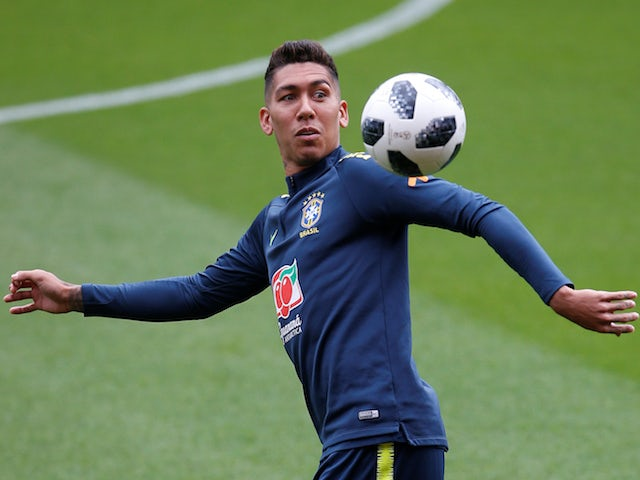 Firmino to miss Liverpool's USA tour