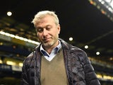 Chelsea owner Roman Abramovich pictured in December 2015