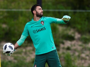 Wolves sign Portugal keeper Rui Patricio