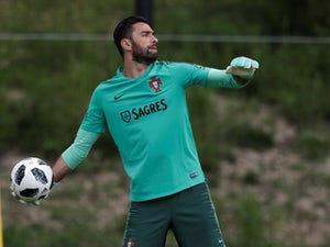 Sporting 'want £48m for Rui Patricio'