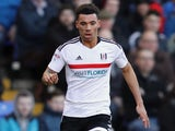 Ryan Fredericks in action for Fulham on February 7, 2018