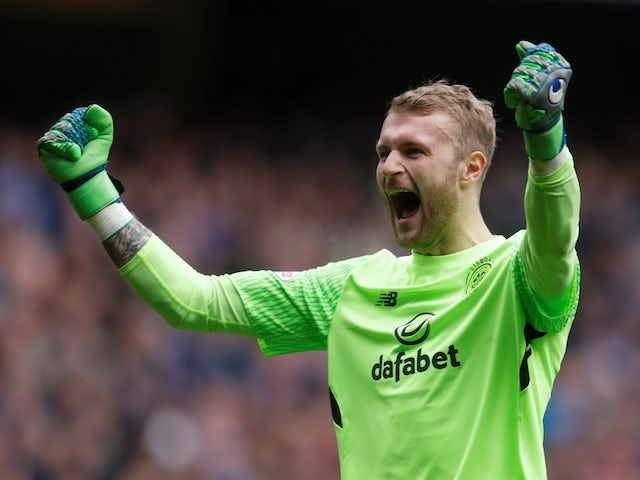 Scott Bain confident of Celtic double over Hearts