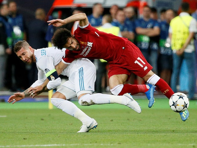 Ramos: 'I've never tried to hurt an opponent'