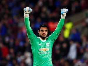 Sergio Romero wants to stay at United