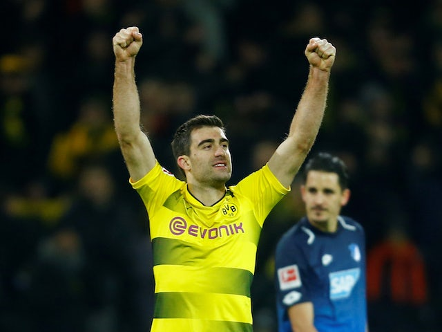 Sokratis completes Arsenal switch