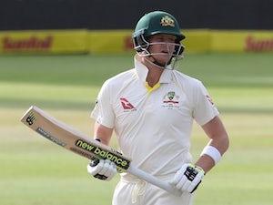 Steve Smith marks Australia return with half-century
