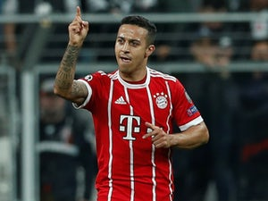 Man Utd, Chelsea 'enquire about Thiago'