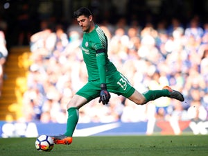 Liverpool turn attention to Courtois?