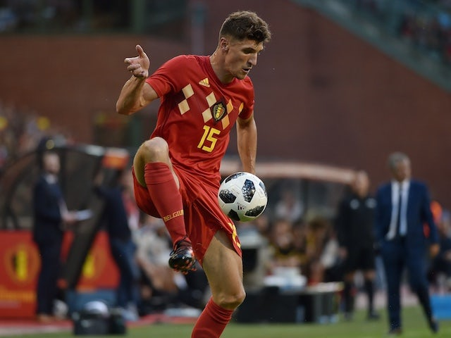Team News: France, Belgium make one change apiece