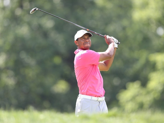 Tiger Woods wants to be in prime condition for the Masters