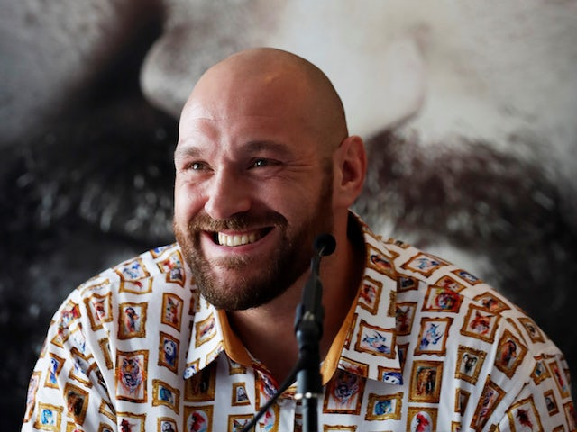 Tyson Fury in talks to fight Deontay Wilder