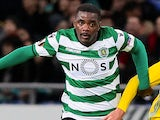 William Carvalho in action for Sporting Lisbon on February 15, 2018