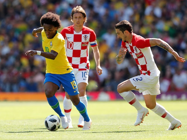 Willian: 'I have respect for Conte'