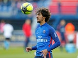 Yacine Adli in action for PSG on May 19, 2018