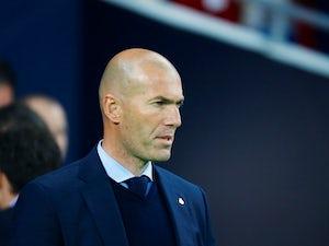 Man Utd 'rule out Zidane appointment'