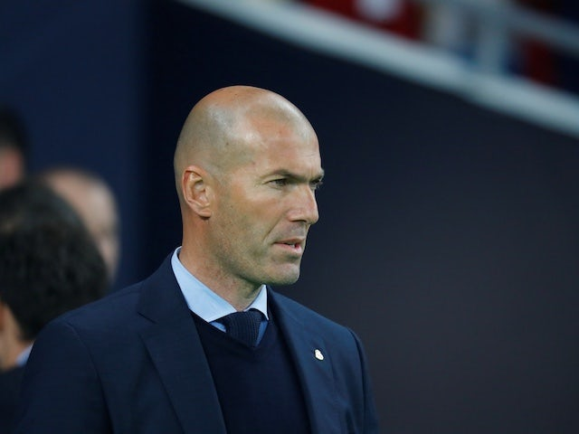 Chelsea 'face fight with Madrid for Zidane'