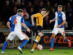 Wolves striker loaned to Colchester
