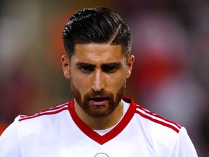 Brighton complete club-record Jahanbakhsh deal
