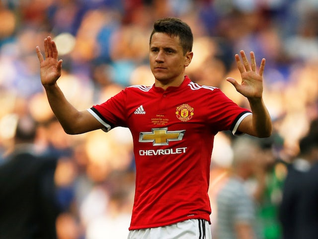 Athletic 'want to re-sign Ander Herrera'