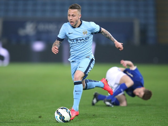 Manchester City close to re-signing Angelino