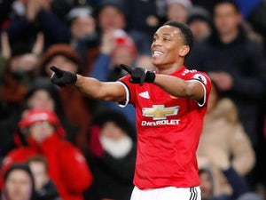 Mourinho hints at Anthony Martial stay