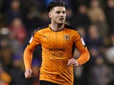 Ben Marshall in action for Wolverhampton Wanderers on February 15, 2017