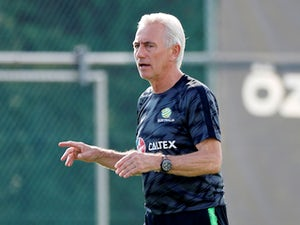 Van Marwijk: 'Australia improved under me'
