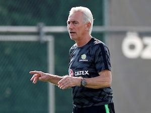 Van Marwijk unhappy with Denmark draw