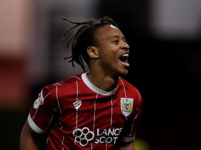 West Brom bid for Bristol City forward?