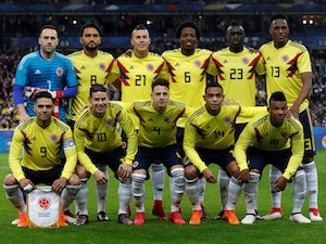 World Cup preview: Colombia