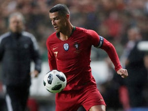 Portugal cruise past Algeria in Lisbon