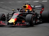 Red Bull's Daniel Ricciardo in action during the Monaco Grand Prix on May 27, 2018