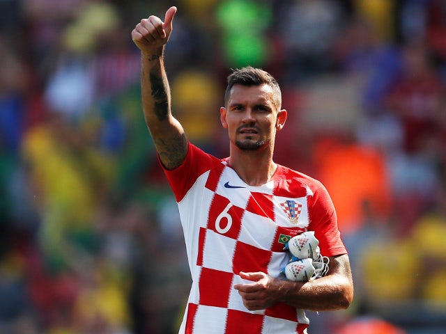 Lovren named in Croatia's final WC squad