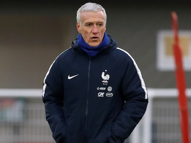 Deschamps hails