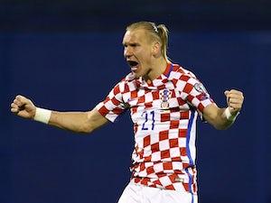 Croatia's Domagoj Vida dodges FIFA ban