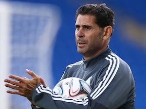 Hierro 'in frame for Real Madrid job'
