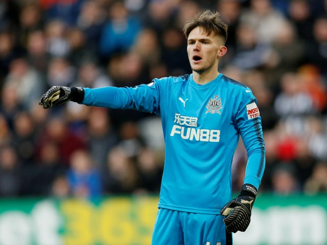Report: Arsenal looking at Newcastle keeper