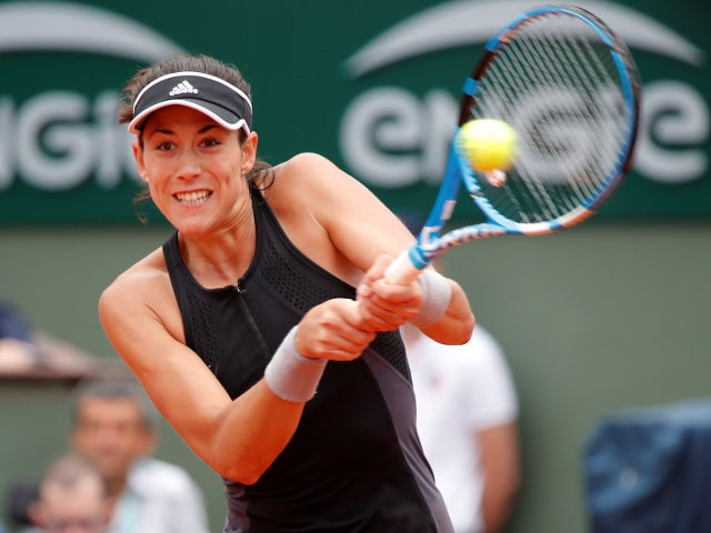 Result: Defending champ Muguruza suffers early exit