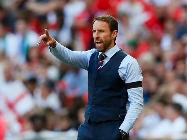 England manager Gareth Southgate on June 2, 2018