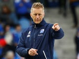 Iceland manager Heimir Hallgrimsson on June 2, 2018