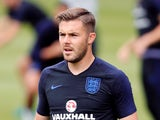 England's Jack Butland during training on June 1, 2018