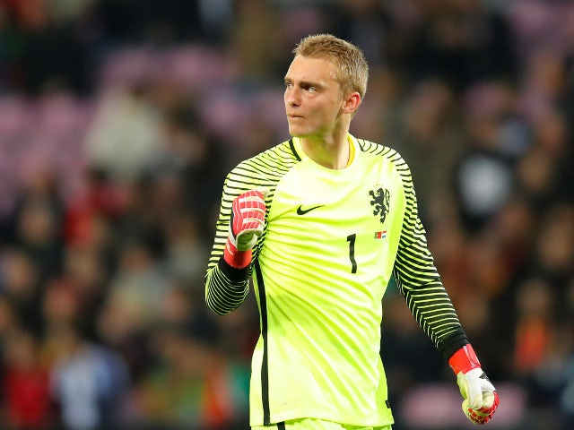 Cillessen: 'Dutch players want Barca move'