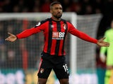 Jermain Defoe in action for Bournemouth on December 17, 2017