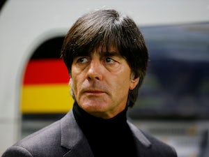 Germany manager Joachim Low on March 27, 2018