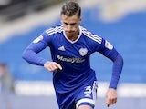 Joe Bennett in action for Cardiff City on January 9, 2017