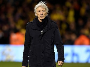 Pekerman praises players after WC exit