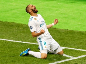 Benzema: 'CL final goal wasn't lucky'