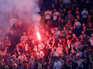Roma punished following CL crowd disturbances