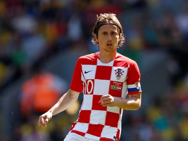 separation shoes a64d9 2cc70 Luka Modric set for Real Madrid exit? - Sports Mole