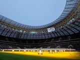 Luzhniki Stadium in Moscow